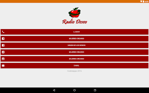 Radio Deseo- screenshot thumbnail