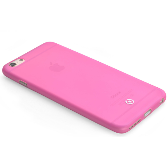 Celly Cover Frost iPhone 7 Rosa