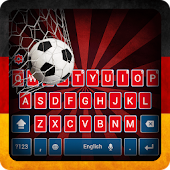 Bayern Munchen Football Keyboard