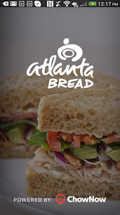 Atlanta Bread- screenshot thumbnail