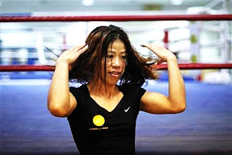 Photo: I cannot act, I can only box: Mary Kom http://t.in.com/9rx1
