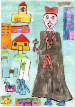 Photo: Praca konkursowa, 2001 r. Kasia, lat 12.