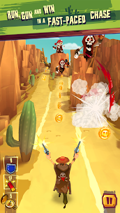 Run & Gun: BANDITOS MOD Apk 1.3.2 (Unlimited Coins) 2