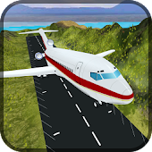Plane Landing Flight Simulator Pilot 2017