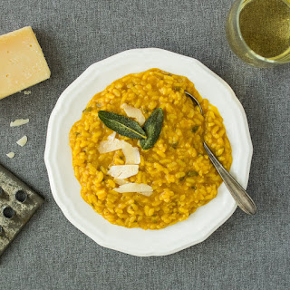 Pumpkin and Sage Risotto Recipe