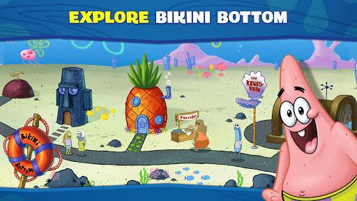 SpongeBob: Krusty Cook-Off android2mod screenshots 4