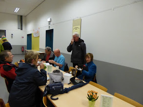 Photo: afwasser van dienst ,?