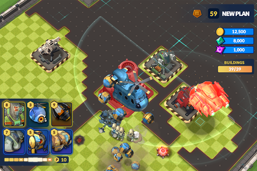 Mad Rocket: Fog of War - Build and War Strategy 1.14.2 androidappsheaven.com 12