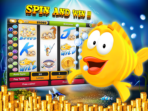 Gold Fish Slot Casino HD USA