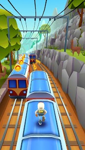 Subway Surfers MOD (Unlimited Coins/Keys) APK  for Android 2