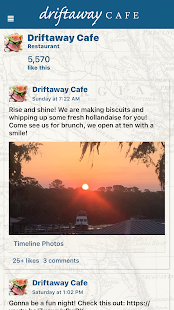 Driftaway Cafe- screenshot thumbnail