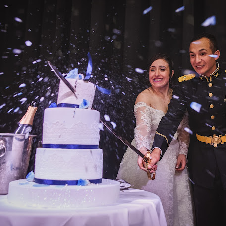 Wedding photographer Ariel Robledo (arielrobledo). Photo of 31.10.2017