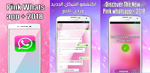 Pink Whast App + 2018 for PC