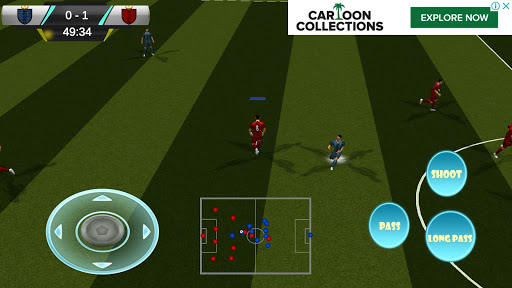 Playing Football 2020 apkmind screenshots 3