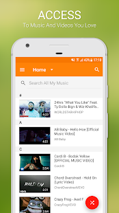 Free Music: Unlimited for YouTube Stream Player - náhled