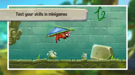 Pet World: My Red Panda - Your lovely simulation  screenshots 5