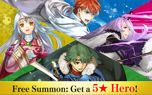 Fire Emblem Heroes MOD Apk 4.6.1 (Feather Hack/Rarity/Level Editor) 1