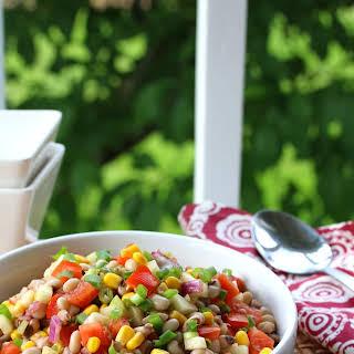 Southern Black-eyed Pea Salad (or Salsa).