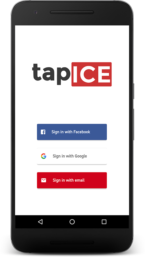 tapICE- screenshot