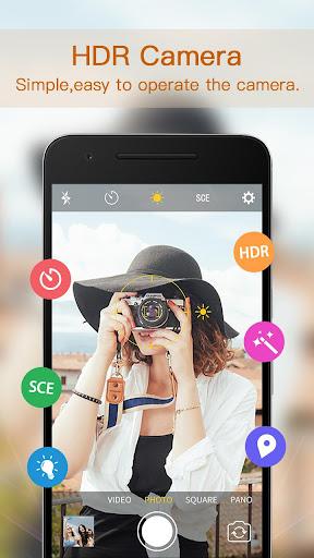 HD Camera - Quick Snap Photo & Video 1.6.7 screenshots 2