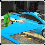 Flying Car Mechanic Simulator Icon