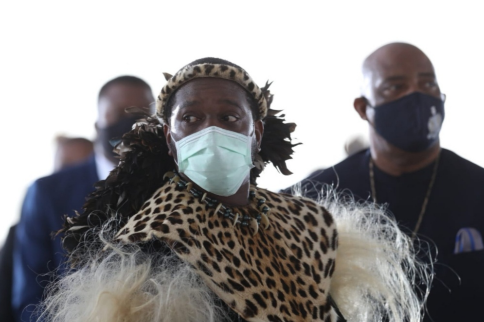Chaos at royal palace as Prince Misuzulu Zulu named new Zulu king