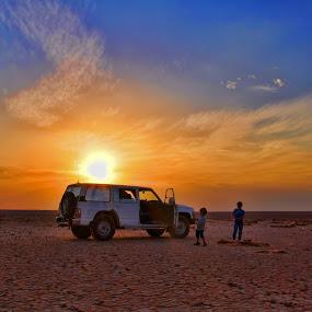 ARABIAN DESERT by Angelito Cortez - Landscapes Travel ( pwclandscapes )