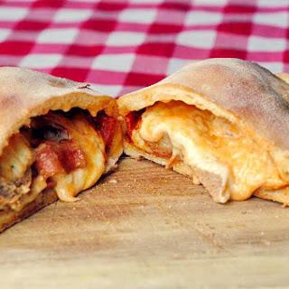 Moose Sausage Calzones Recipe