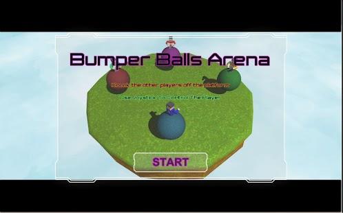 Bumper Ball Arena - náhled
