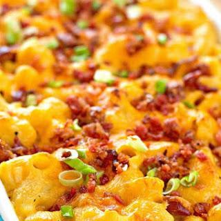 Hot Dog Cheesy Macaroni Casserole Recipe