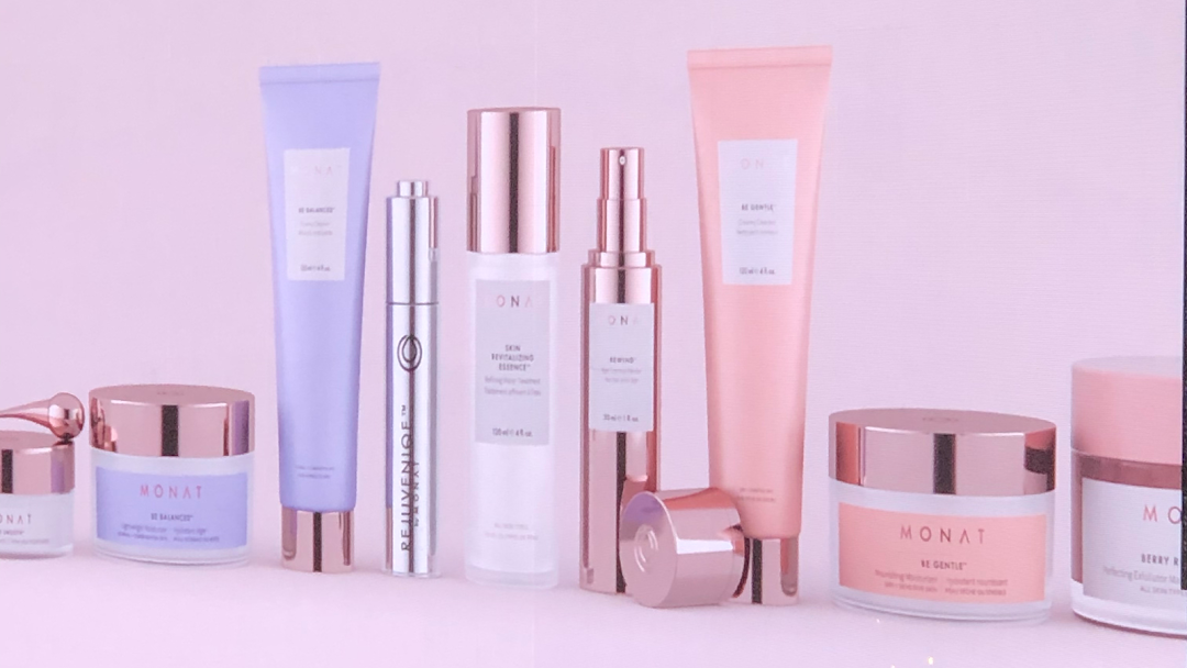 Monat Hair And Skin Care Products Beauty Product Supplier