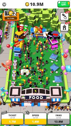 Idle Concert apkdebit screenshots 7
