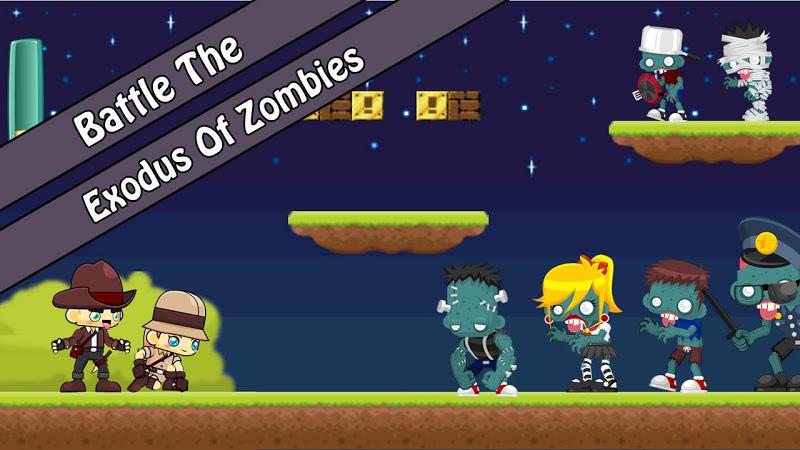 Скриншот Math Vs Zombies