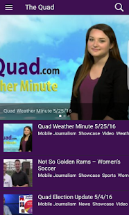 WCU Quad- screenshot thumbnail