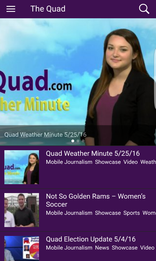 WCU Quad- screenshot