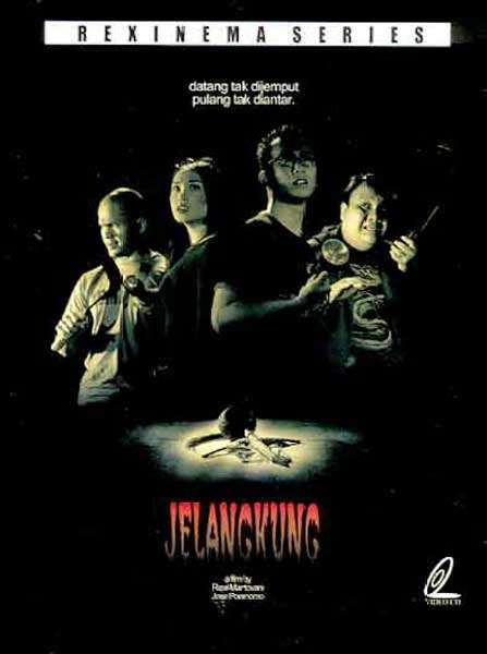 Indonesian Horror Movie : Jelangkung (2001)