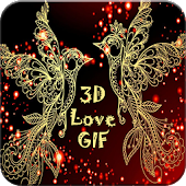 3D Amour Gif
