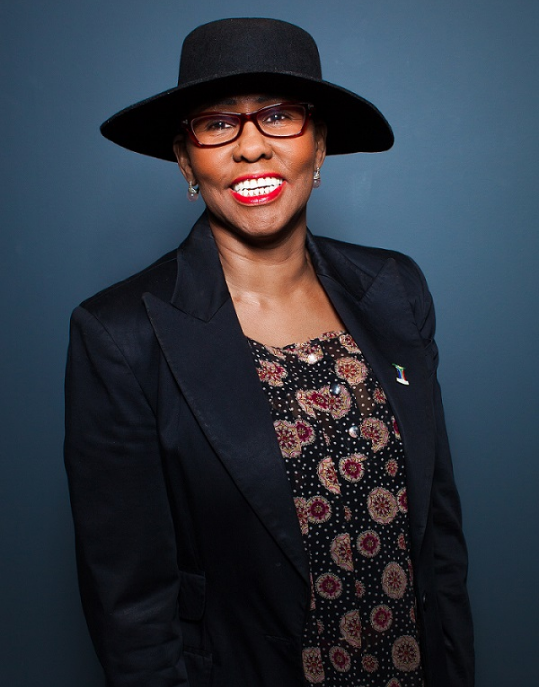 Boniswa Pezisa, group CEO of BBDO South Africa. Picture: SUPPLIED