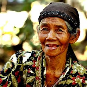 by Chusnul Hidayat - People Portraits of Women