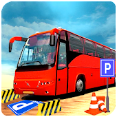 Luxury Bus Simulator Parking Mania: Megabus Games