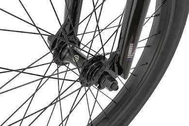 "Radio 2019 Valac 20"" Complete BMX Bike 20.75"" TT Cyan Purple Fade alternate image 0"