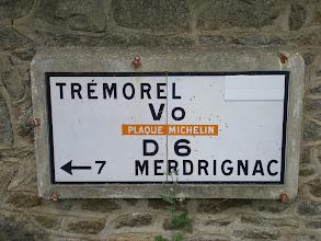 Photo: 22, Illifaut  - Route de Trémorel