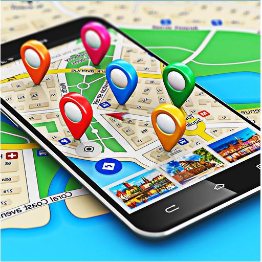 GPS Navigator and Maps Tracker