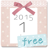*SWEET* カレンダーウィジェット free