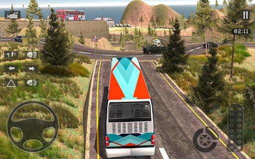 Heavy Mountain Bus Driving Games 2019 1.0 screenshots 3