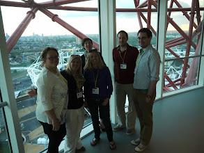 Photo: The Cadbury team - Sonia, Kate, Marisa, Clare, Jerry & Josh (L to R) - say hi!