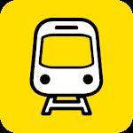 Subway Korea (Subway route navigation) Icon