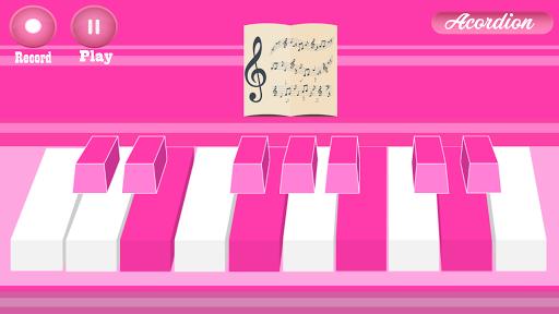 Pink Piano 1.1 screenshots 5