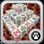 Mahjong 3D Cube Solitaire MOD APK 1.0.0.2 (Mega Mod)