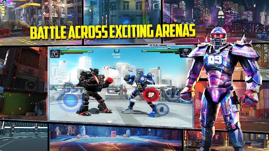 World Robot Boxing 2 Apk Mod Poder Infinito 2